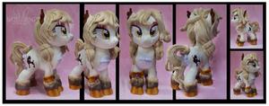 Oh Lala Custom Plush by Nazegoreng