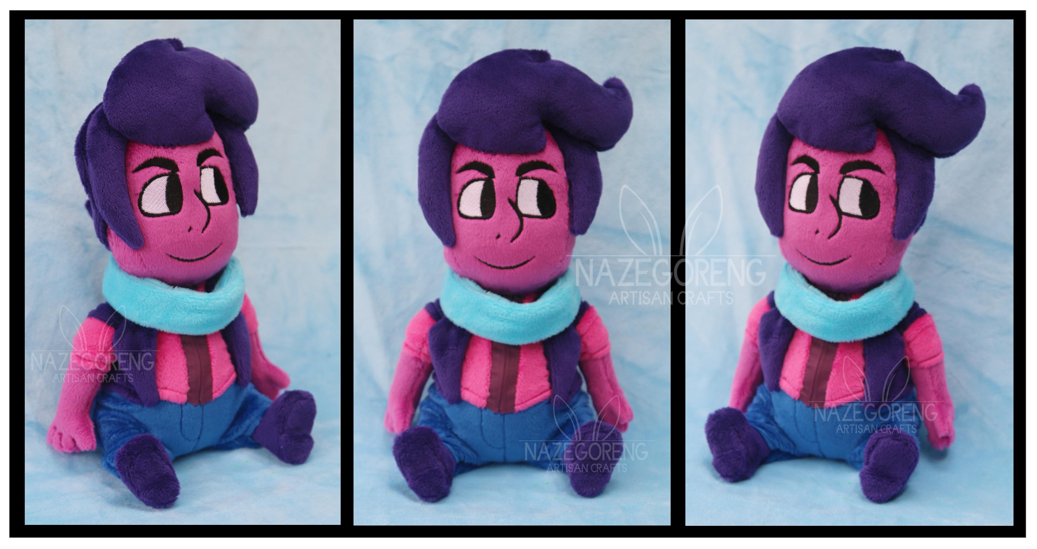 Chibi Kevin (SU) custom plush by Nazegoreng