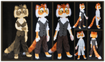 Lackadaisy: Freckle Custom Plush by NazFX