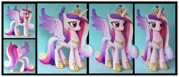 Princess Cadance Custom Plush