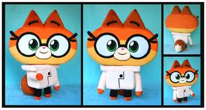 Dr Fox Custom Plush