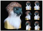 Phillipine eagle mask