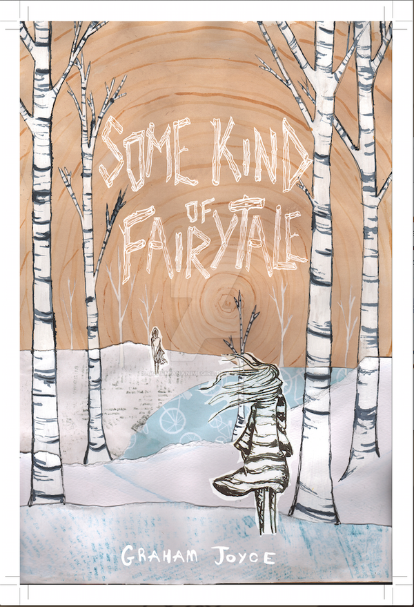 Some Kind of Fairytale book cover by bohemiananimegirl