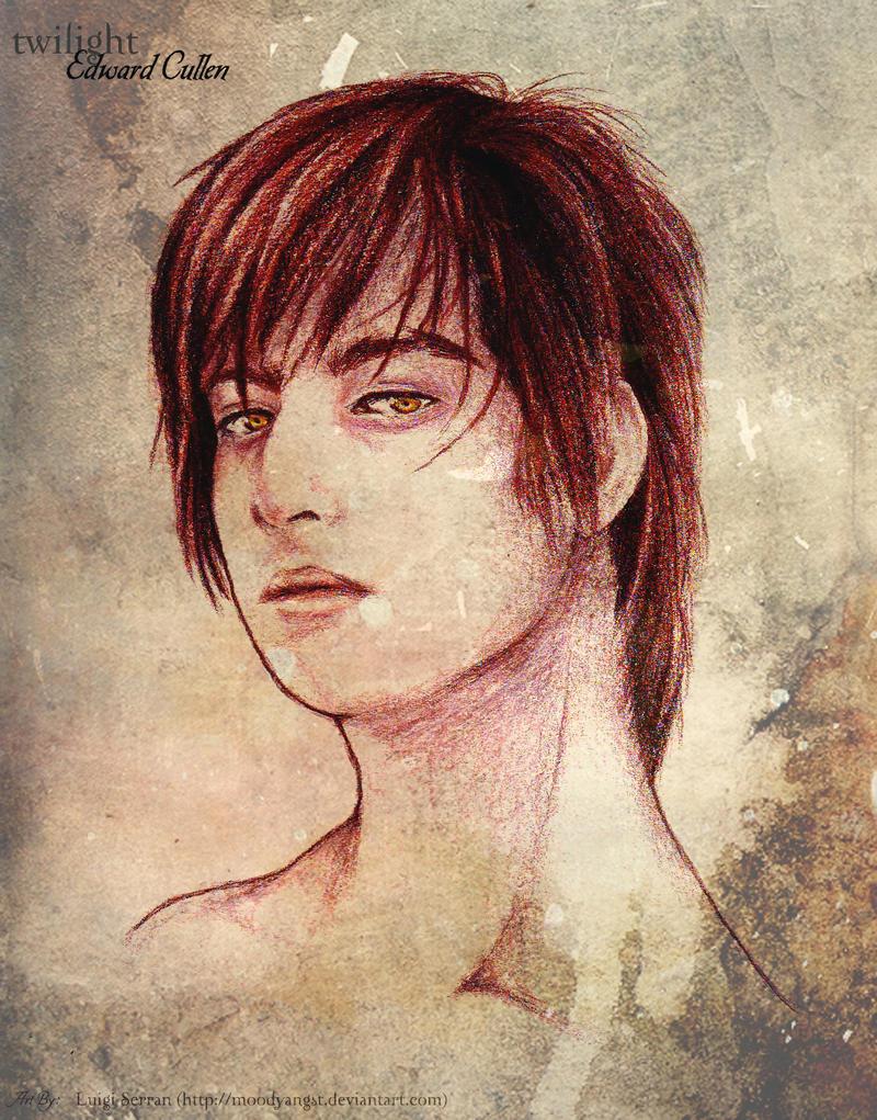 TWILIGHT: Edward Cullen by MoodyAngst