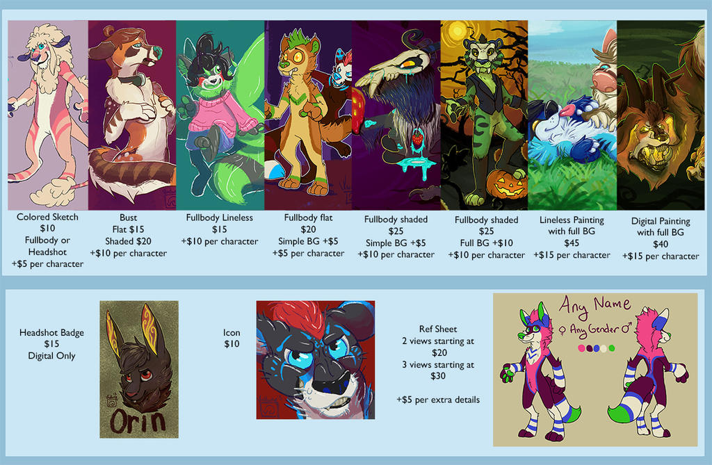 Official price guide 2015 by VixNdwnq on DeviantArt