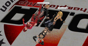 Rumble Roses vs Dead or Alive