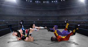 Marvel vs DC tag team 1