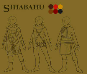 Shuri Pura, Sihabahu Fashion by JTPepper09