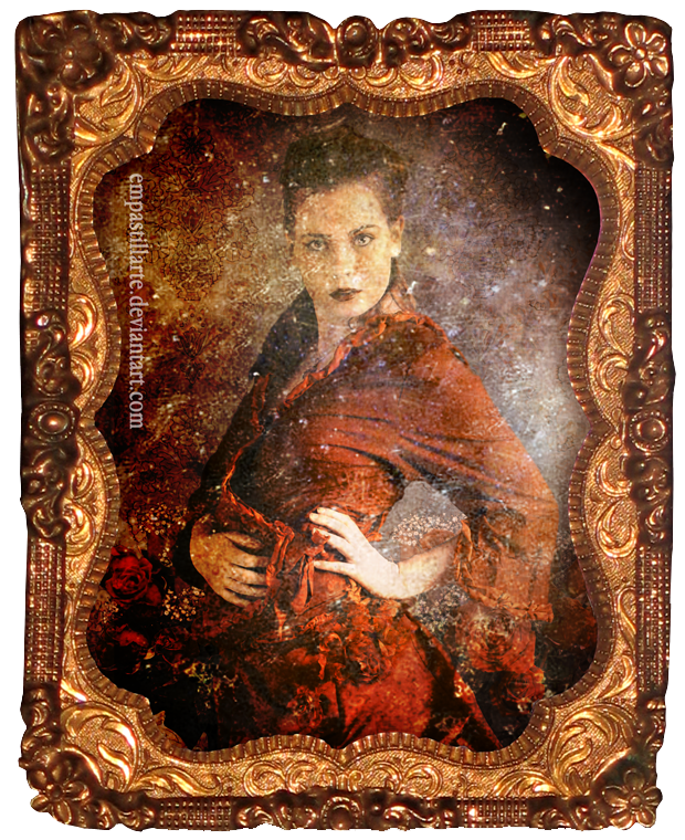 Portait of Rosalie Hale by empastillarte