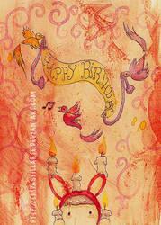Kulla Birthday by empastillarte