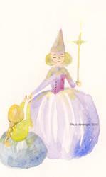 Cinderella by empastillarte
