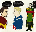 Truth or Dare With The Avengers And Loki by