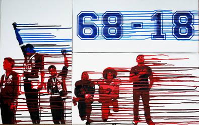 Blood Stripes by Art-Plus