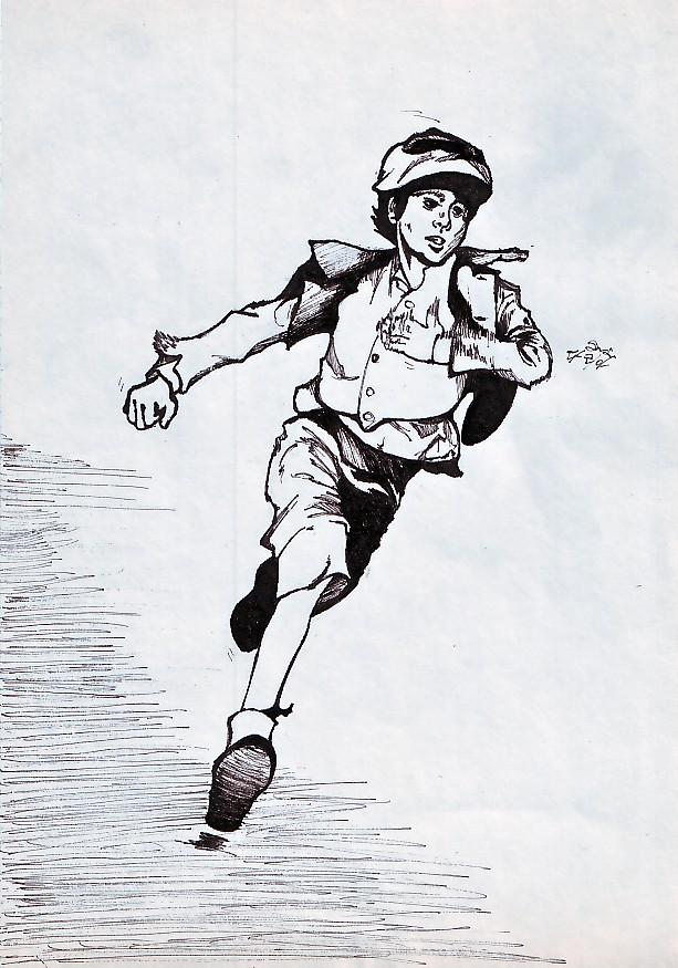 Oliver Twist by Botan