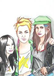 The Stargirls