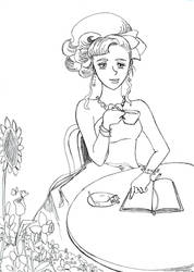 A princess