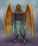 Cha'el Warrior