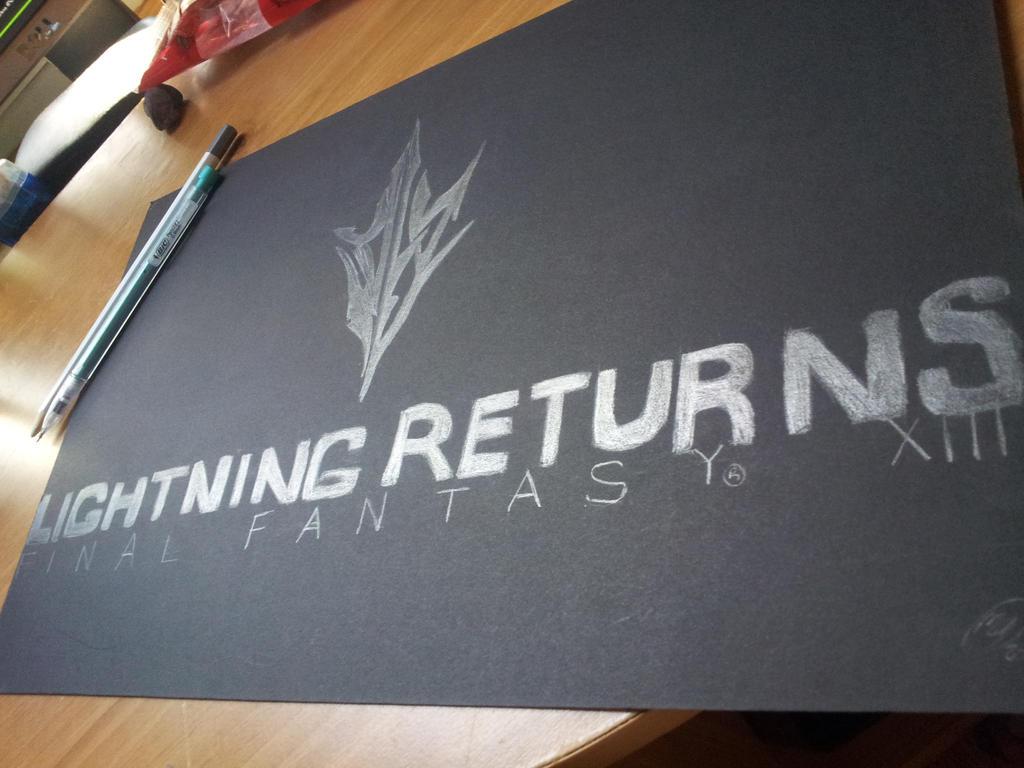 Lightning Returns: Final Fantasy XIII by OmnislashHearts