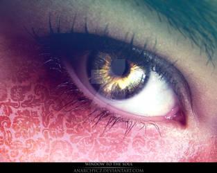 Window to the soul by Anarchycz