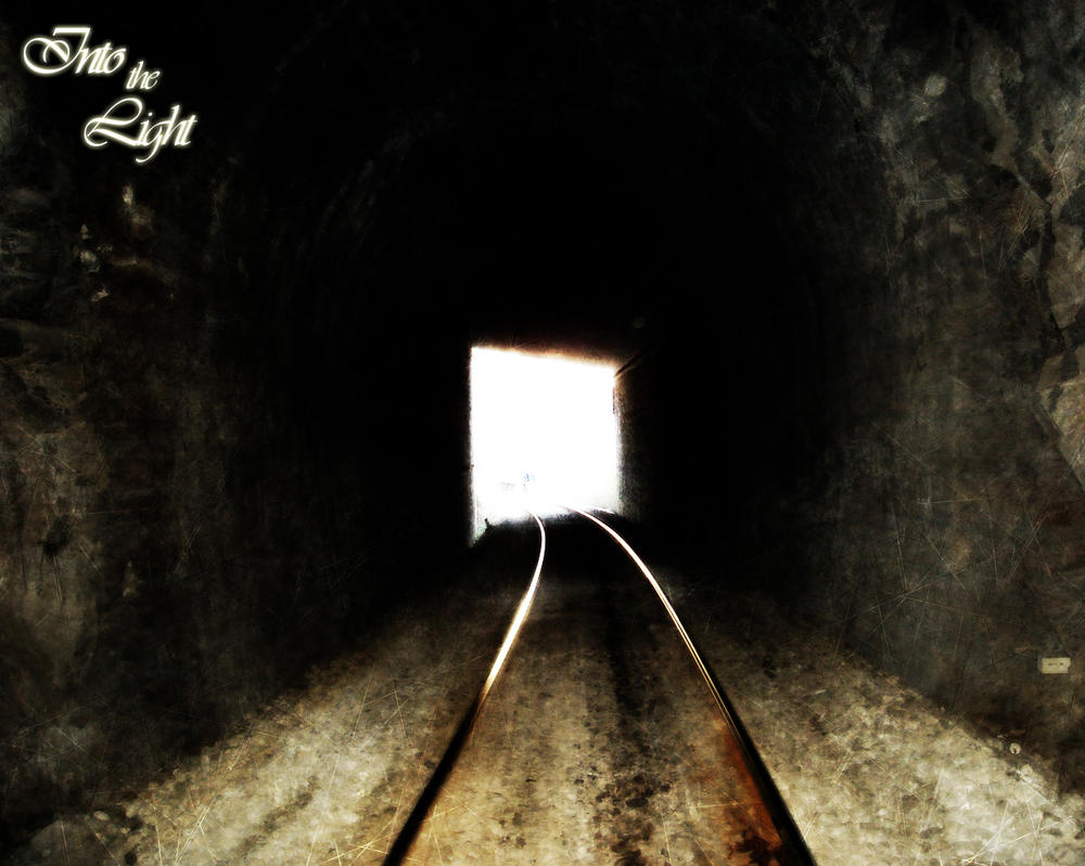 Grunge tunnel wallpaper by crackster