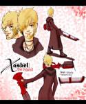 Xasbel Character INFO update
