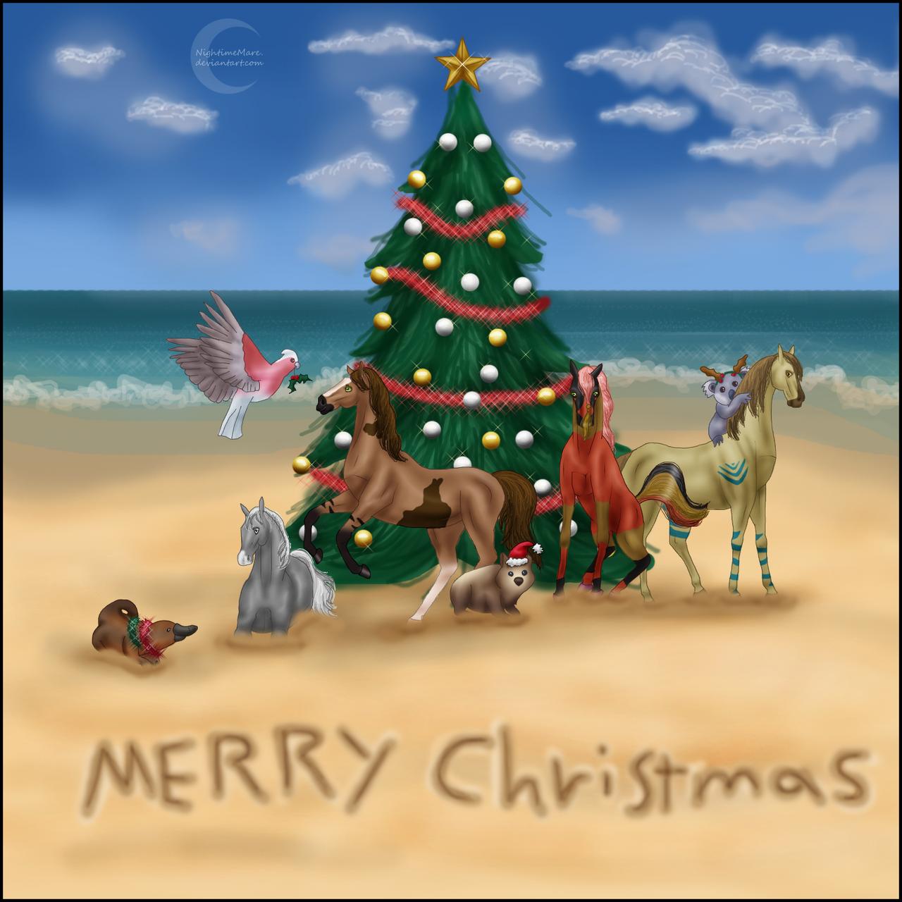 Aussie christmas by nightimemare on deviantart aussie christmas by nightimemare aussie christmas by nightimemare m4hsunfo