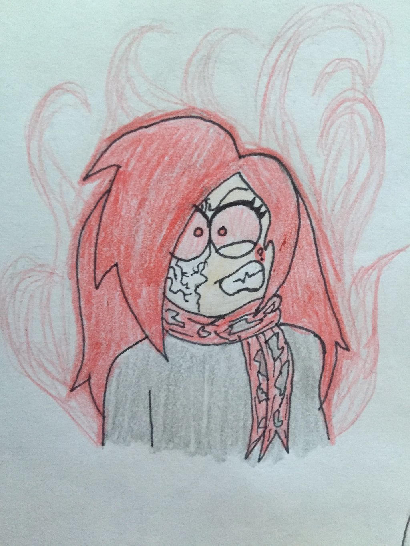 Angry Luna by Lifeistrange