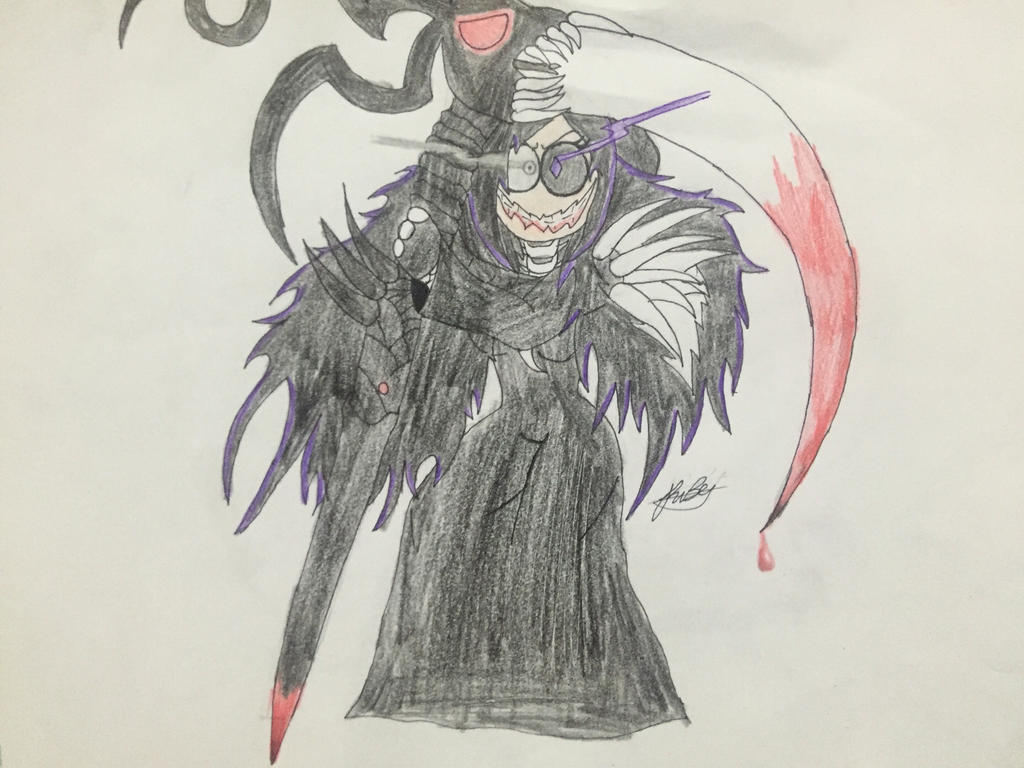 Evil Destiny by Lifeistrange