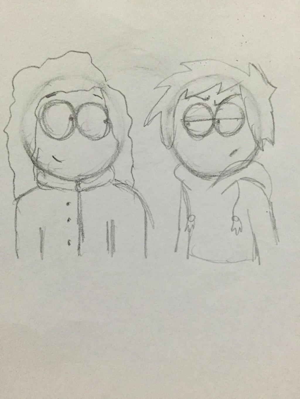 (AT) Bebe and Caleb by Lifeistrange