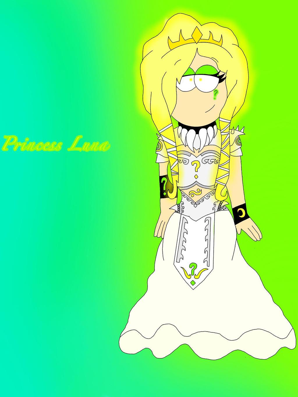 Princess Luna by Lifeistrange