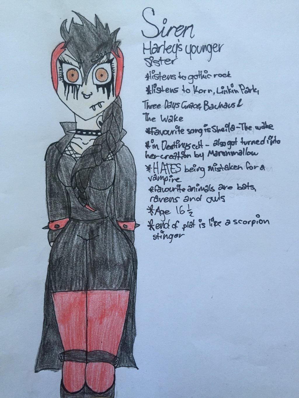 Harley's little sister by Lifeistrange