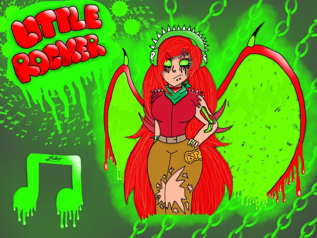 Little Rocker - Willow wallpapaer by Lifeistrange