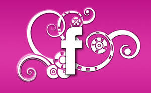 girly facebook by urbaniumz