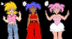 OPEN | Anime Female Adopts 2