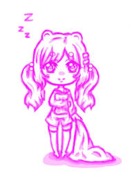 Sleepy Creme by HarmonyWind