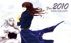 AZURE-1 by toiji