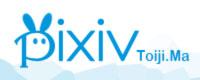 Pixiv Logo by toiji