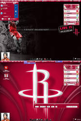 Rockets of NBA desk show