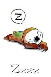 Z is for Zzzzz