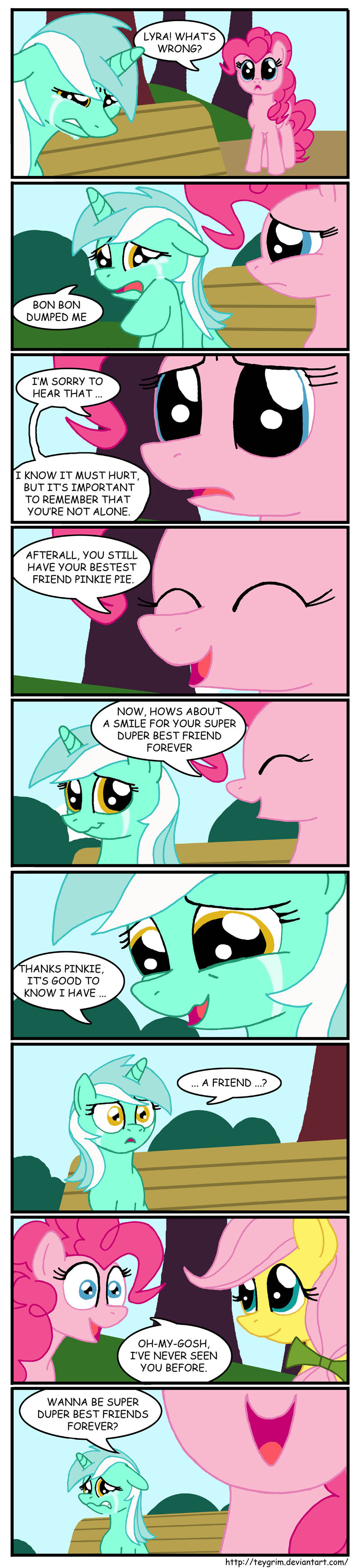 Smile, Lyra
