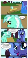 Cheer up, Lyra