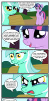 It could be worse, Lyra