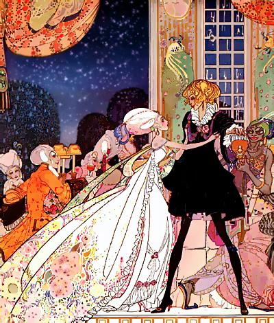 Danza Fanciulla. by theblueofmyoblivion