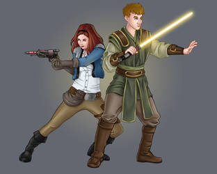 The Smuggler and the Consular by eclecticmuses