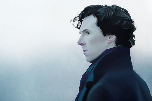 Sherlock by eclecticmuse