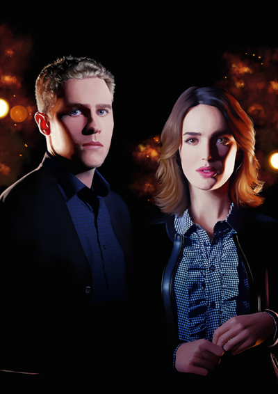 Fitzsimmons Firelights by eclecticmuse
