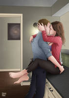 Fitzsimmons - Apartment-Warming by eclecticmuses