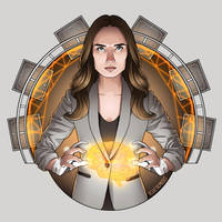Agents of SHIELD - AIDA by eclecticmuses