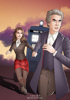 Doctor Who - Twelve and Clara