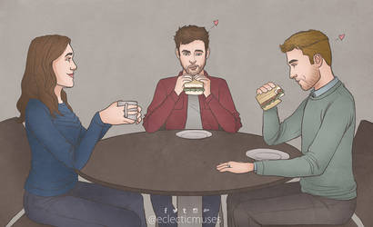 Fitzsimmons Family - Sandwich Time